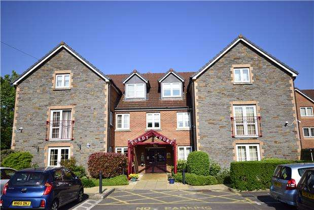 1 Bedroom Flat for sale in Purdy Court, New Station Road, BRISTOL, BS16 3RT