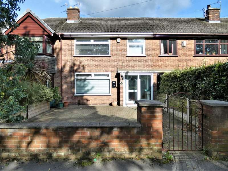 3 Bedrooms Terraced House for sale in Winwick Road, Warrington, Cheshire, WA2