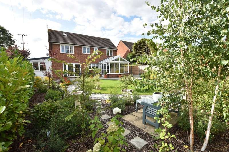 4 Bedrooms Detached House for sale in Church Lane, Lower Moor, Pershore, WR10