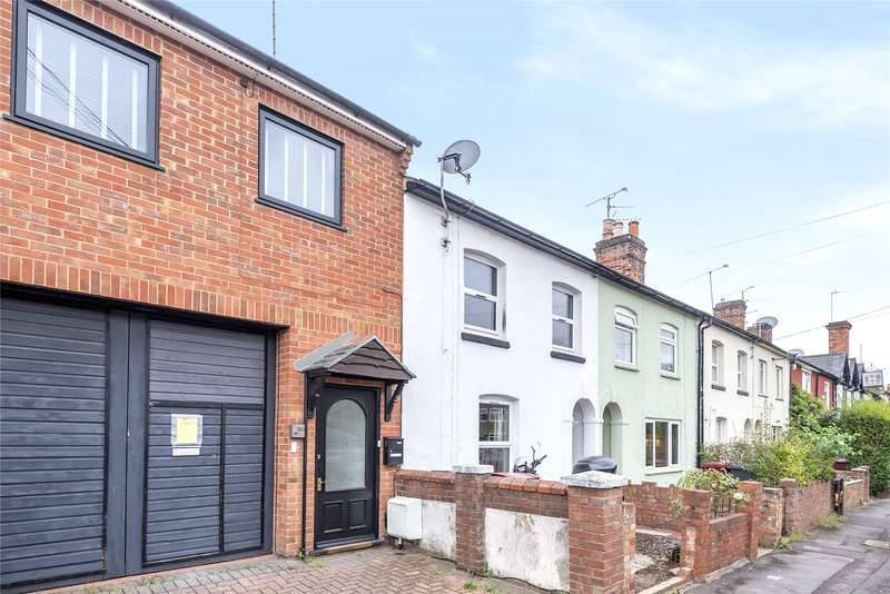 2 Bedrooms Maisonette Flat for rent in Brunswick Street, Reading, Berkshire, RG1