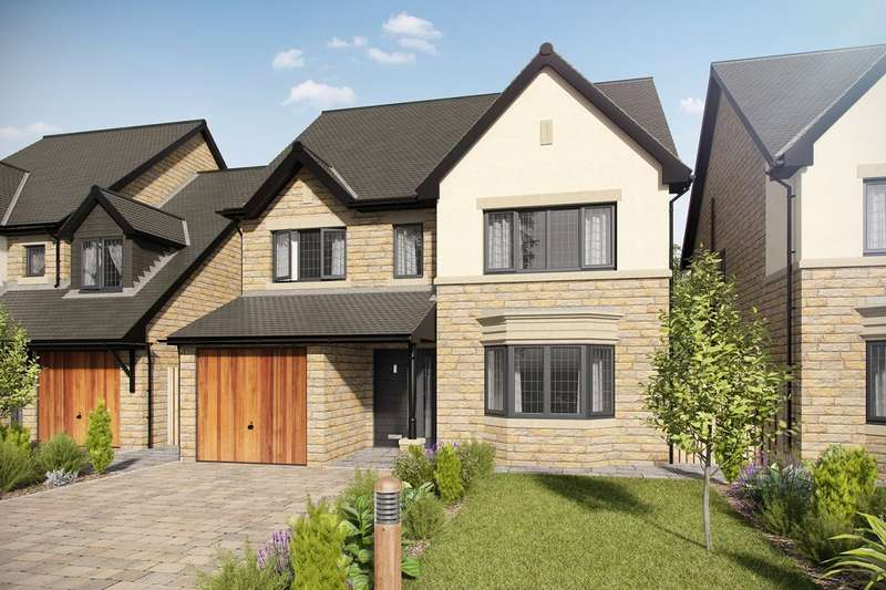 5 Bedrooms Detached House for sale in The Arley Lodge Lane, Singleton, Poulton-Le-Fylde, Lancashire, FY6