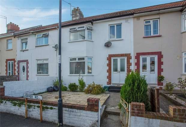 4 Bedrooms Terraced House for sale in Dormer Road, Bristol