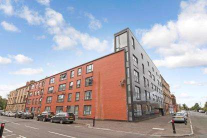 2 Bedrooms Flat for sale in Lorne Street, Glasgow, Lanarkshire