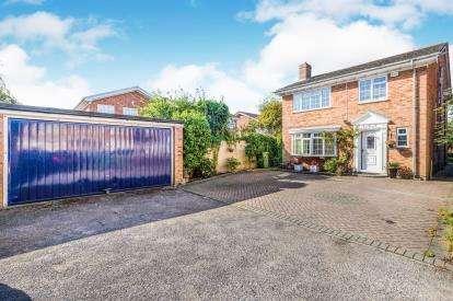 4 Bedrooms Detached House for sale in Stubbington, Fareham, Hampshire