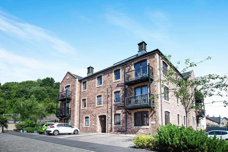 2 Bedrooms Apartment Flat for sale in Esk Bridge, Penicuik, Midlothian, EH26