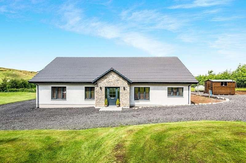 3 Bedrooms Detached Bungalow for sale in Knockfarrel, Knockfarrel, Dingwall, Ross-Shire, IV15