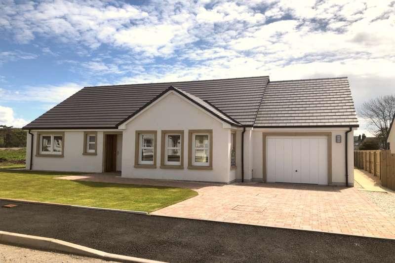 2 Bedrooms Detached Bungalow for sale in Ottersburn Way, Crocketford, Dumfries, DG2
