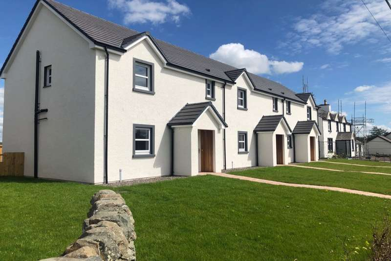 3 Bedrooms House for sale in New House Terrace, Crocketford, Dumfries, DG2