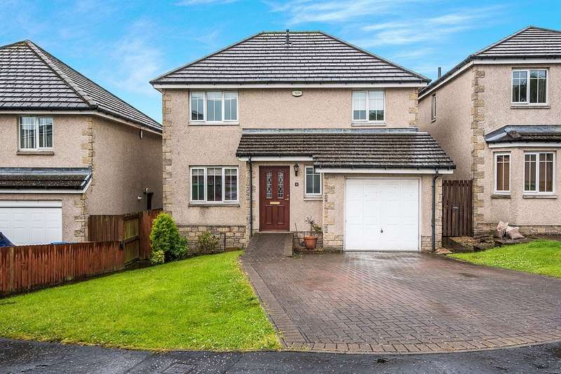 4 Bedrooms Detached House for sale in Leven Valley Gardens, Markinch, Glenrothes, Fife, KY7