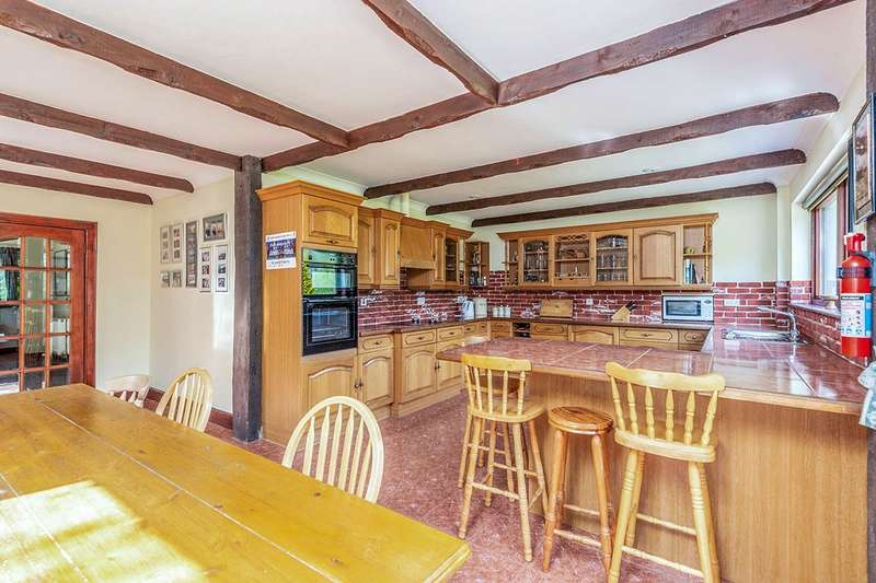 4 Bedrooms Detached House for sale in Cannich, Beauly, Inverness-Shire, IV4