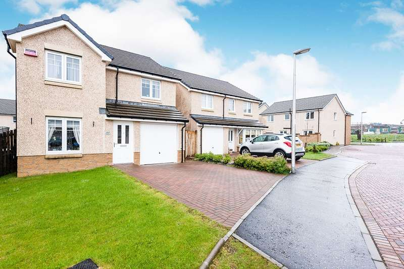 4 Bedrooms Detached House for sale in Rigghouse View, Whitburn, Bathgate, West Lothian, EH47