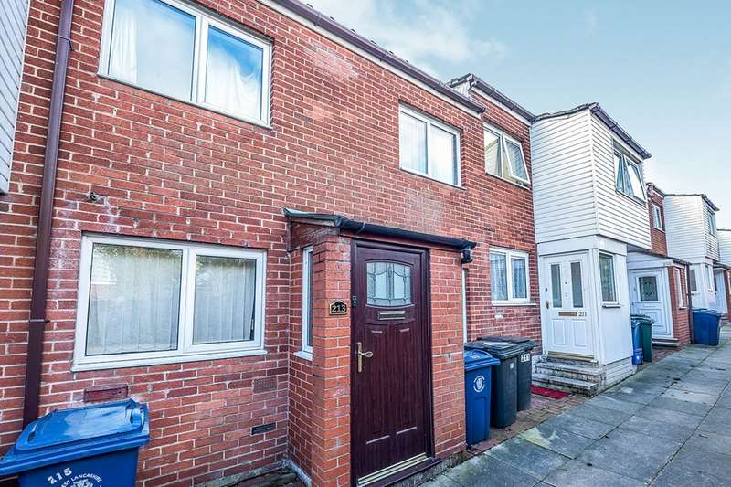 3 Bedrooms House for sale in Brierfield, Skelmersdale, Lancashire, WN8