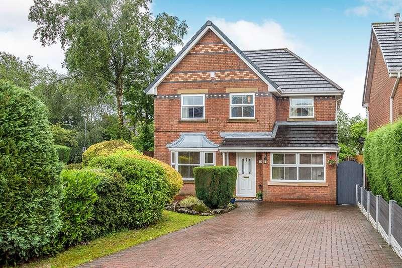 5 Bedrooms Detached House for sale in Parsonage Brow, Upholland, Skelmersdale, Lancashire, WN8