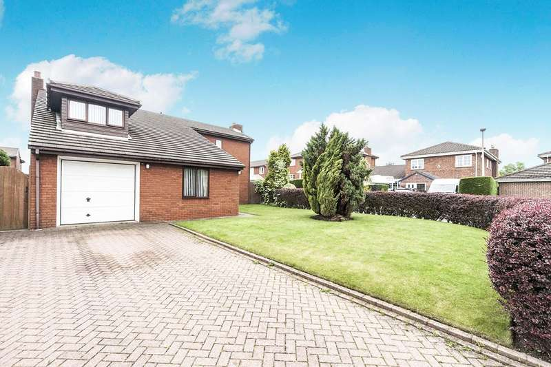 4 Bedrooms Detached House for sale in Dalton Heights, Dalton-Le-Dale, Seaham, County Durham, SR7