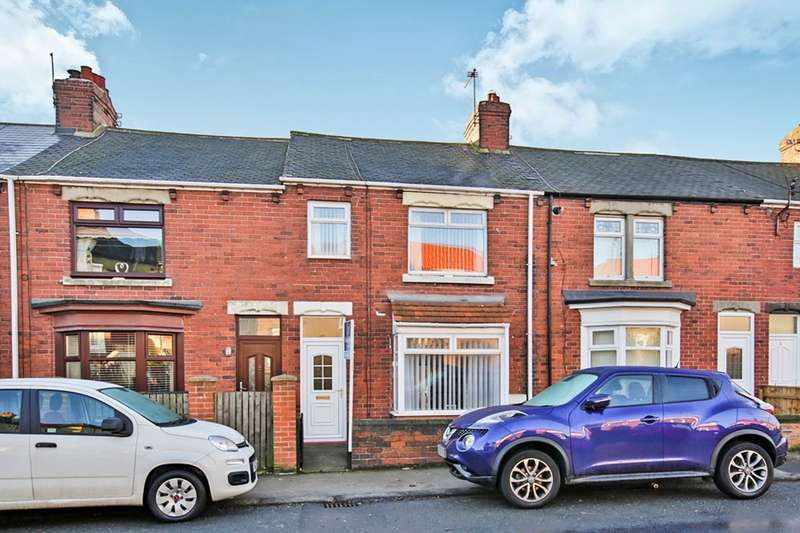 3 Bedrooms House for sale in Knaresborough Road, Murton, Seaham, County Durham, SR7