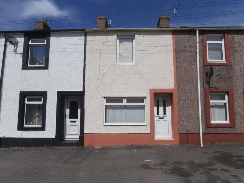 2 Bedrooms House for sale in Leconfield Street, Cleator Moor, Cumbria, CA25