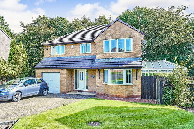 4 Bedrooms Detached House for sale in Vicarage Hill, Frizington, Cumbria, CA26