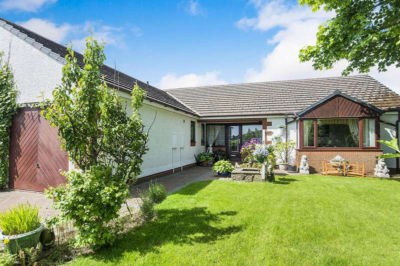 4 Bedrooms Detached Bungalow for sale in Aldby Grove, Cleator Moor, Cumbria, CA25