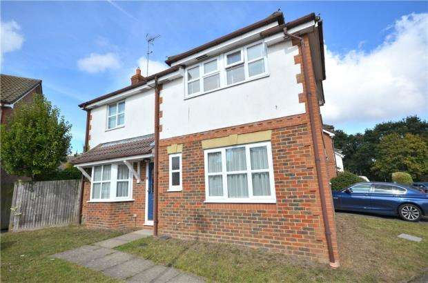 3 Bedrooms Detached House for sale in Culvercroft, Binfield, Bracknell