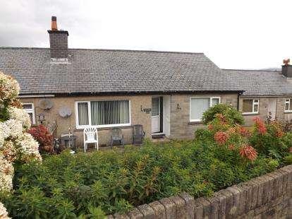 2 Bedrooms Bungalow for sale in Maes Teg, Penrhyndeudraeth, Gwynedd, ., LL48