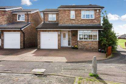 4 Bedrooms Detached House for sale in Camphill Gardens, Bishopton