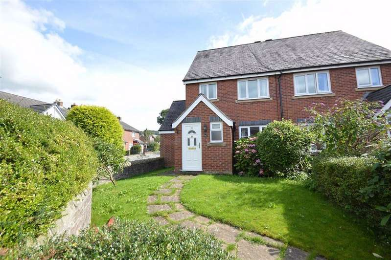 4 Bedrooms Semi Detached House for sale in Black Road, Macclesfield