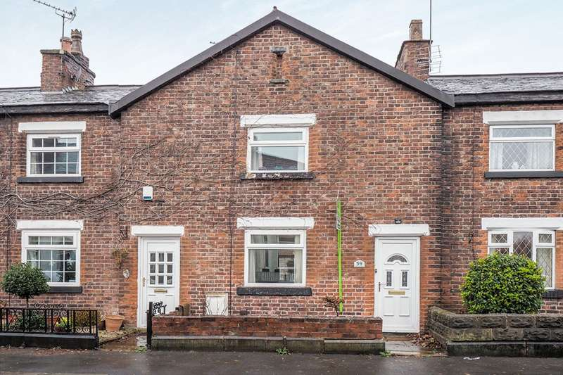 2 Bedrooms House for sale in Claremont Road, Salford, M6
