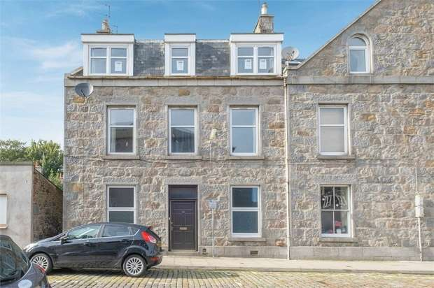 2 Bedrooms Flat for sale in Kintore Place, Aberdeen