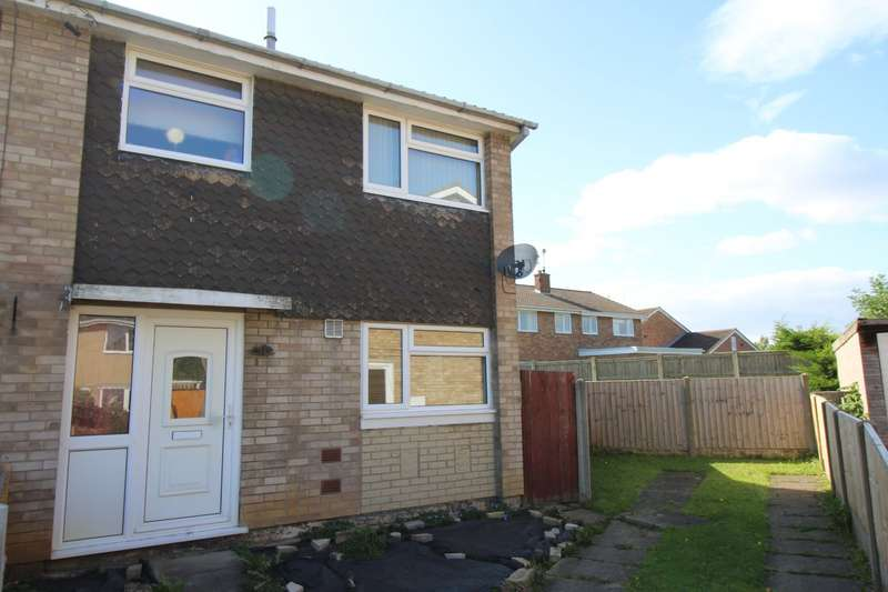 3 Bedrooms Semi Detached House for sale in Ashfield Close, Armthorpe, Doncaster, South Yorkshire, DN3