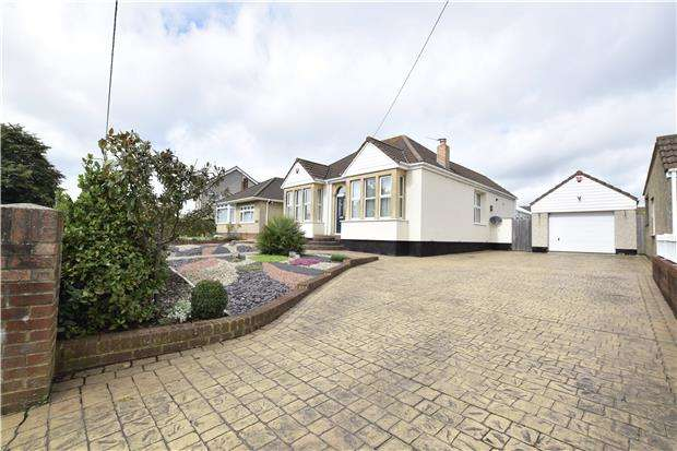 2 Bedrooms Detached Bungalow for sale in Mount Hill Road, Hanham, BS15 8QR