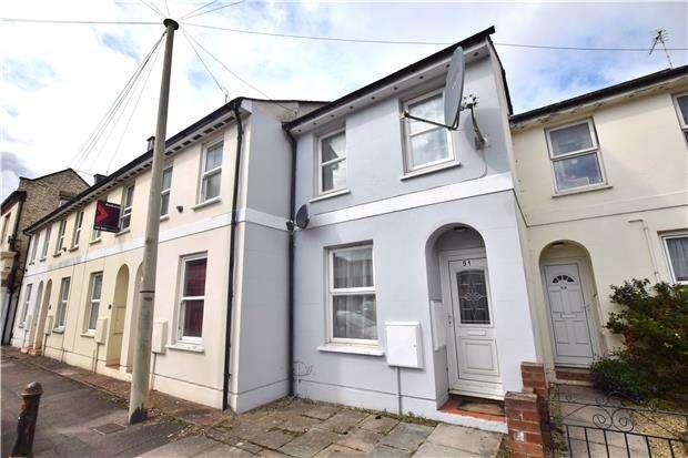 2 Bedrooms Terraced House for sale in Granville Street, CHELTENHAM, Gloucestershire, GL50 4BL