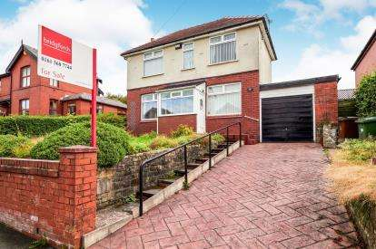 3 Bedrooms Detached House for sale in Broadbottom Road, Mottram, Greater Manchester, .