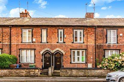 2 Bedrooms Terraced House for sale in Hallam Street, Heaviley, Stockport, Cheshire