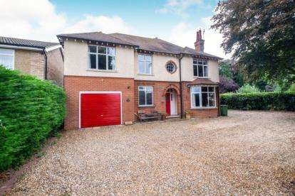 5 Bedrooms Detached House for sale in Doddington, March, Cambridgeshire