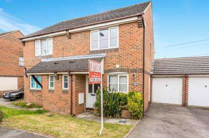 2 Bedrooms Semi Detached House for sale in Brake Hill, Greater Leys, Oxford, Oxfordshire