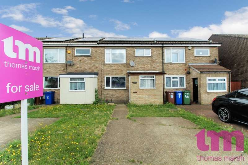 3 Bedrooms Terraced House for sale in The Beeches, Tilbury