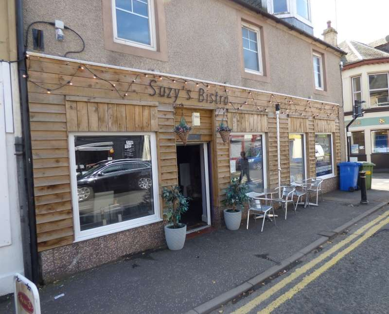 Cafe Commercial for sale in 24-26, Main Street, Dalry, North Ayrshire