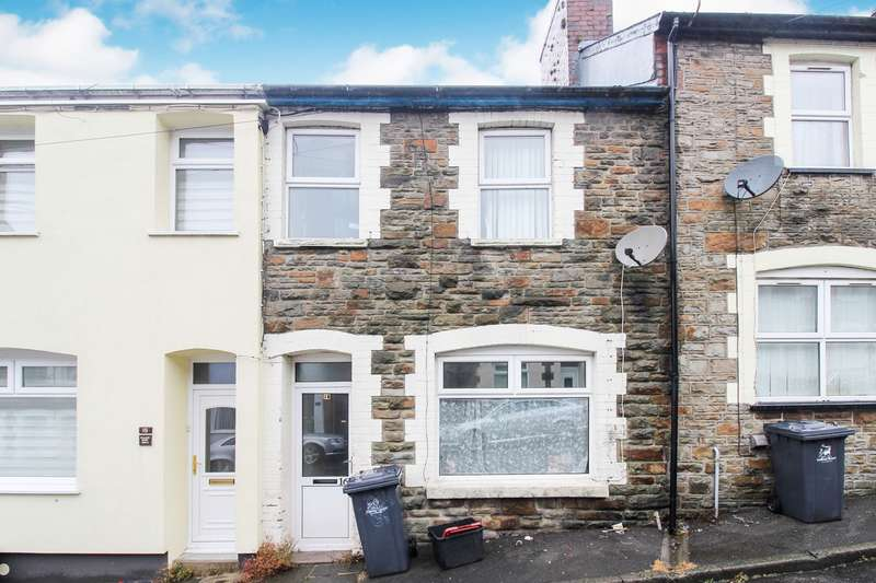 2 Bedrooms Terraced House for sale in Edward Street, Abertillery, NP13