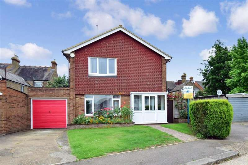 3 Bedrooms Detached House for sale in Pettman Close, , Herne Bay, Kent