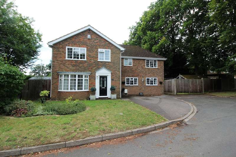 5 Bedrooms Detached House for sale in Addiscombe Chase, Tilehurst, Reading, RG31
