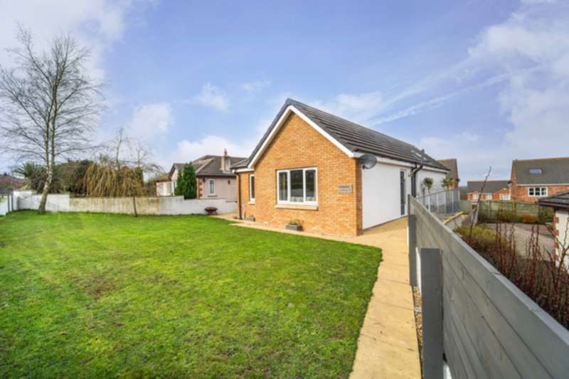 2 Bedrooms Detached Bungalow for sale in Bolton Low Houses, Wigton, Cumbria, CA7