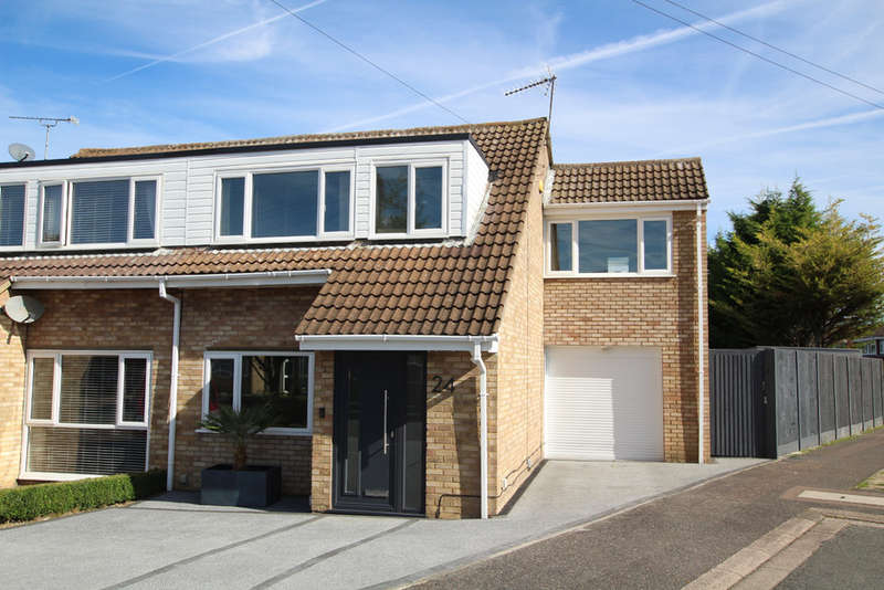4 Bedrooms Semi Detached House for sale in Ackroyd Road