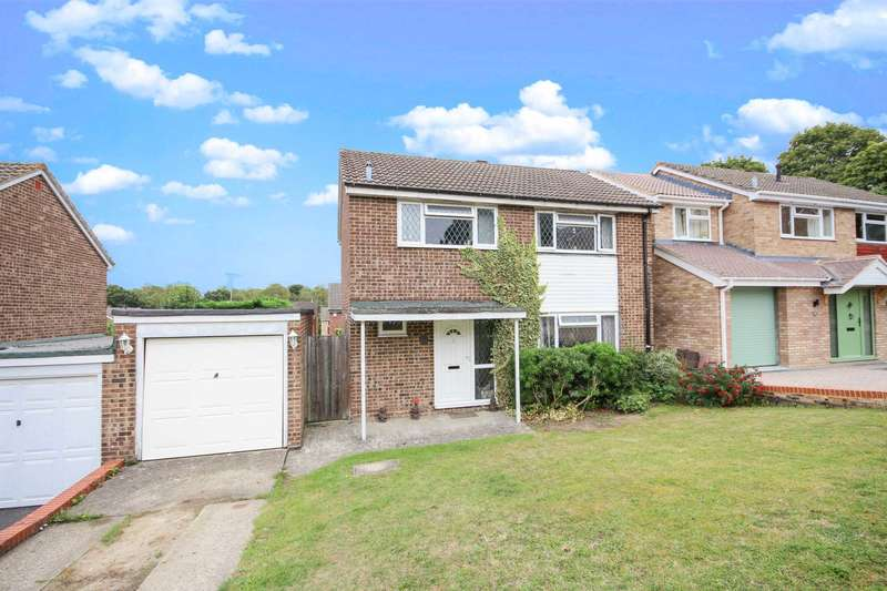 4 Bedrooms Detached House for sale in Tawfield, Bracknell