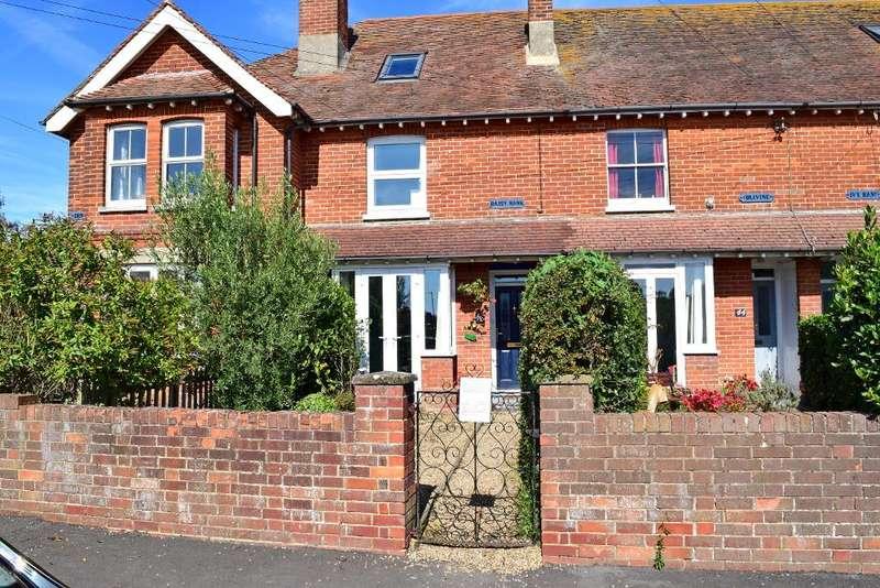 3 Bedrooms Terraced House for sale in Steyne Road, Bembridge, Isle of Wight, PO35 5UL