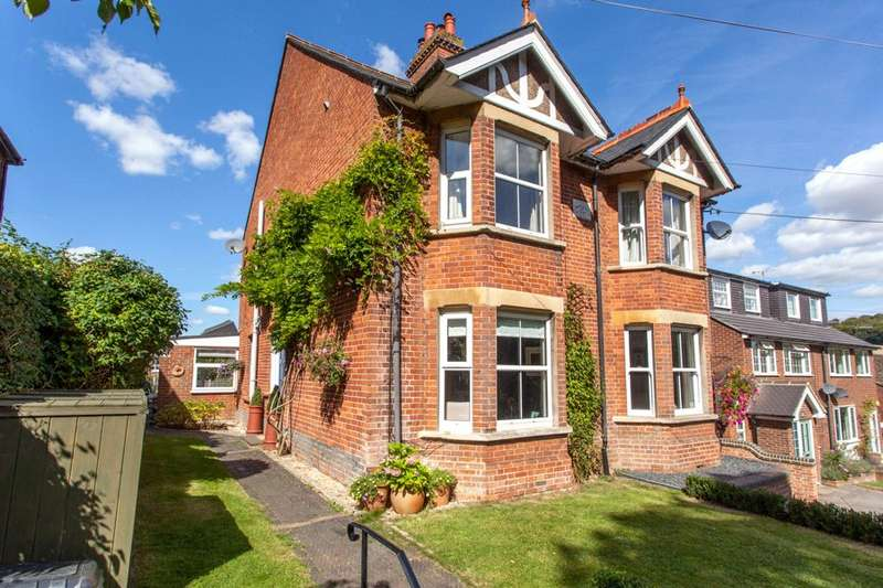 3 Bedrooms Semi Detached House for sale in Woodlands, Piddington Lane, Piddington, High Wycombe, HP14