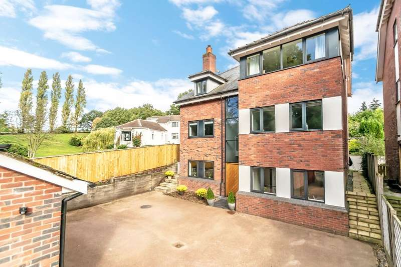 5 Bedrooms Detached House for sale in The Sedges Delamere Road, Norley, Frodsham, WA6