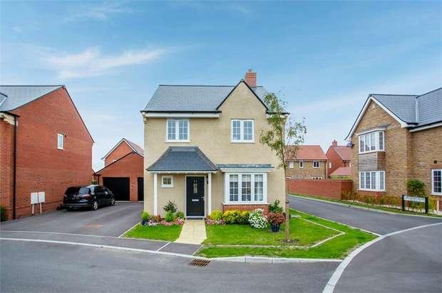 4 Bedrooms Detached House for sale in Moorhen Road, Yatton, Bristol, Somerset