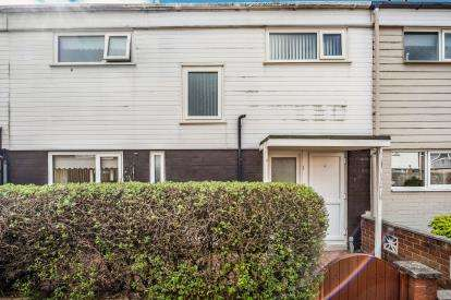 3 Bedrooms Terraced House for sale in Harrops Croft, Bootle, Liverpool, Merseyside, L30