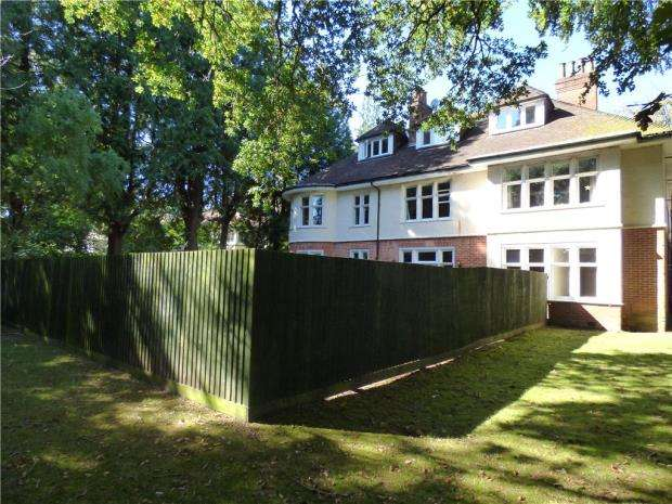 2 Bedrooms Apartment Flat for sale in East Avenue, Bournemouth, Dorset