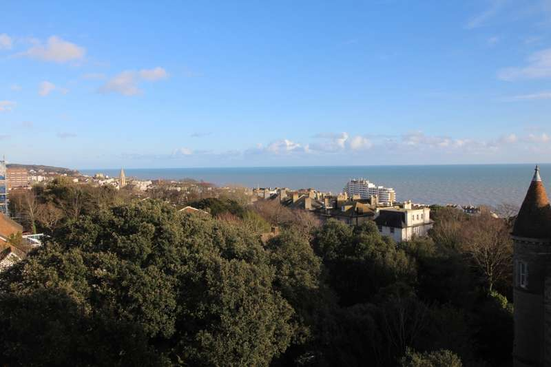 4 Bedrooms Apartment Flat for sale in Helena Court Pevensey Road, ST. LEONARDS-ON-SEA, East Sussex, TN38